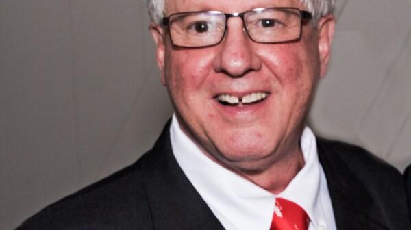 AARP Tennessee leader Byron Kamp
