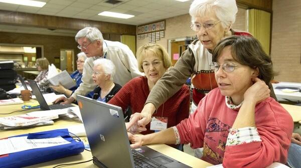 AARP Foundation Tax-Aide Volunteers
