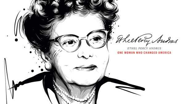 Ethel Percy Andrus Book Cover