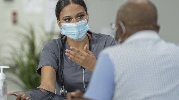 Masked Medical Appointment