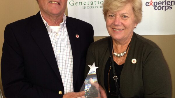 Fred and Martha Smith Receive AARP Andrus Award