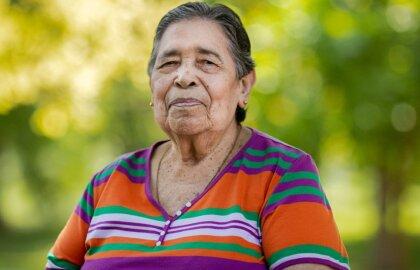 Felicitas Obregón: 40 años de trabajo y sacrificios