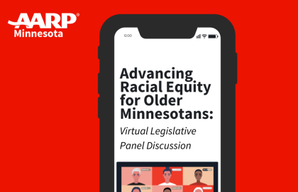 Advancing Racial Equity for Older Minnesotans