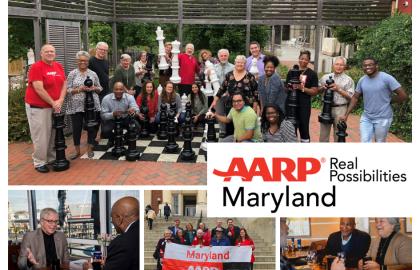 Meet the AARP Maryland Volunteer Executive Council