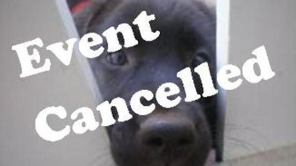 event cancelled