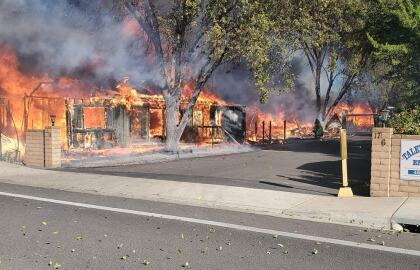 Communities Devastated by Wildfires Get Help from AARP Foundation