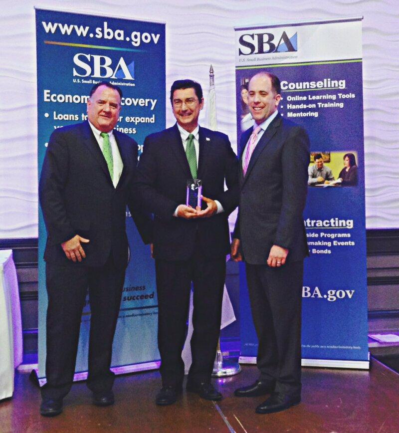 SBA award to MEF_051314