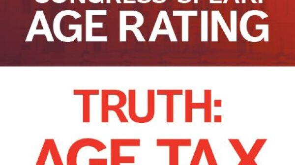 Age Tax graphic