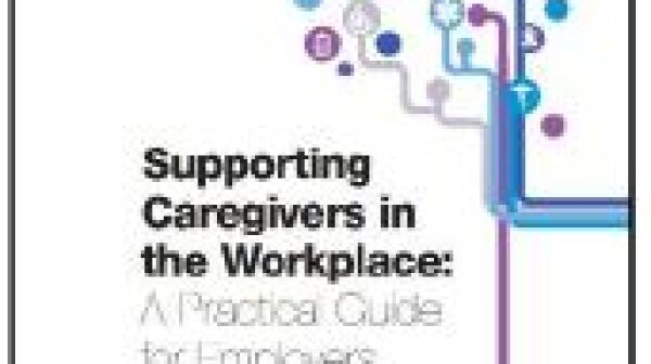 Supporting Caregivers Gaphic