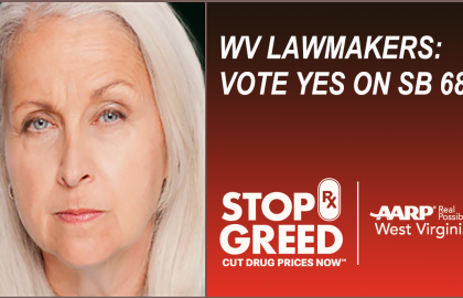 Support Rx Drug Reform in West Virginia
