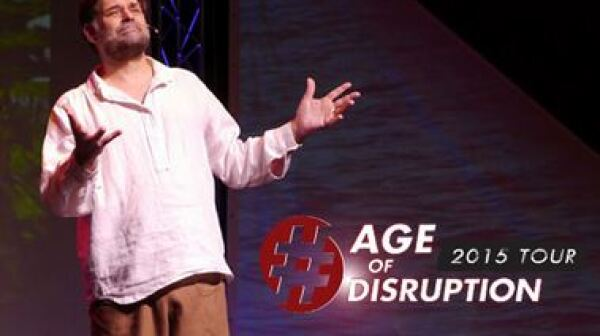 dr thomas and age of disruption tour
