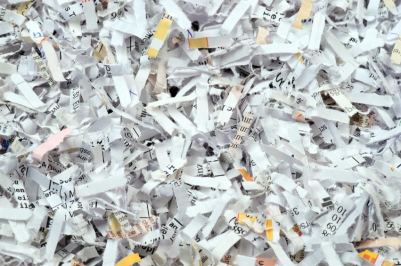Shredded paper_kelifamily