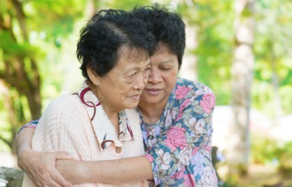 Asian American caregivers: A personal story
