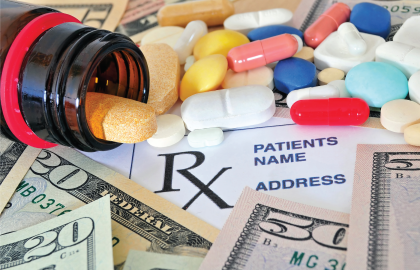 Forum on Rx drug prices cancelled