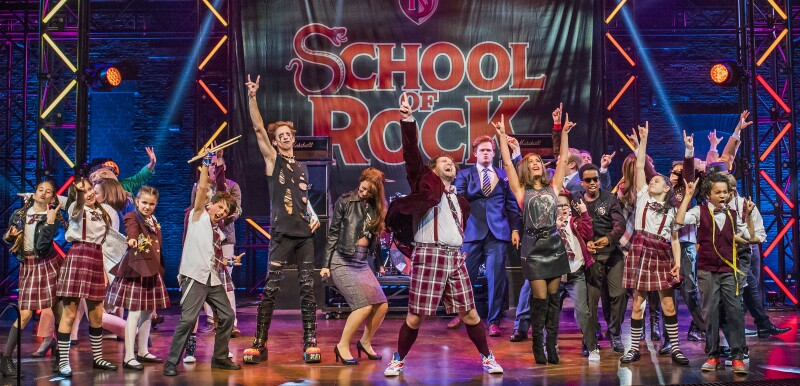 big school of rock