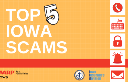 Top 5 Iowa Scams