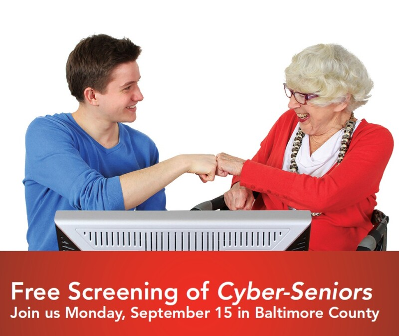 Cyber Seniors MD image