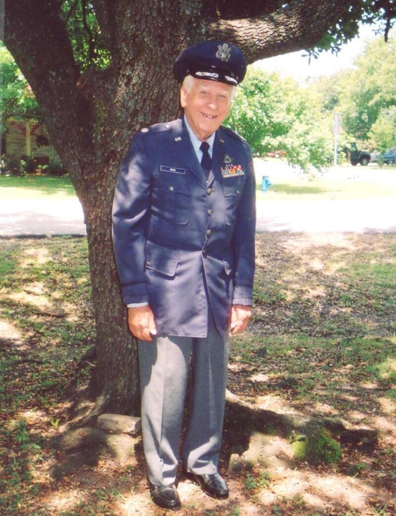 Ervin Rees, 2012 AARP Texas Andrus Award Winner