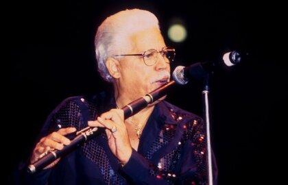 Fallece el cofundador de Fania y leyenda de la salsa, Johnny Pacheco.
