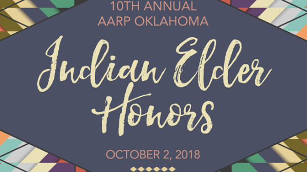 Indian Elder Honors Program Cover 2018