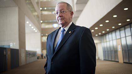 Dallas City Councilman Jerry R. Allen