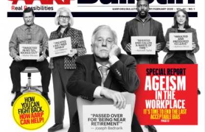 Ageism in the Workplace Remains Rampant