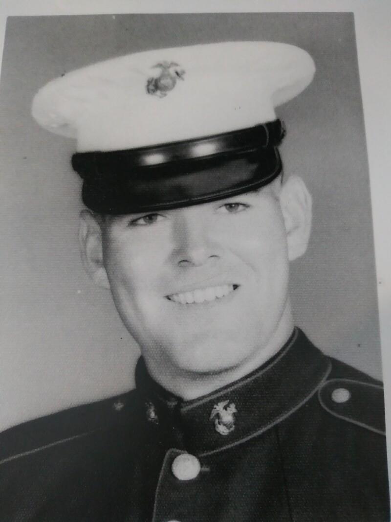 Sgt. Major William C Wilson (USMC Retired)