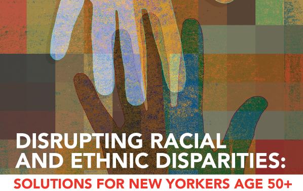 Disrupt Disparities report cover