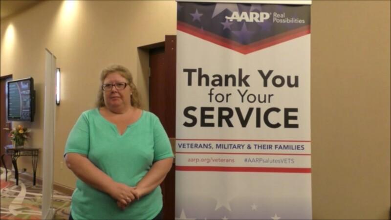 veterans Donna Cavill