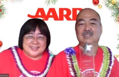 Paul and Joy Nishimura Receive 2020 Andrus Award