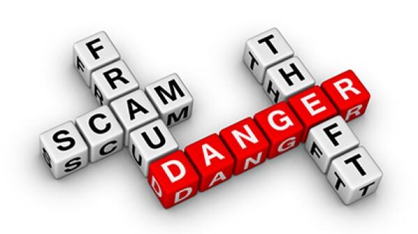 Tips to combat fraud.