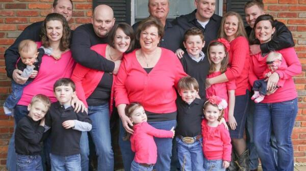Tammy Bresnahan AARP Maryland I Heart Caregivers