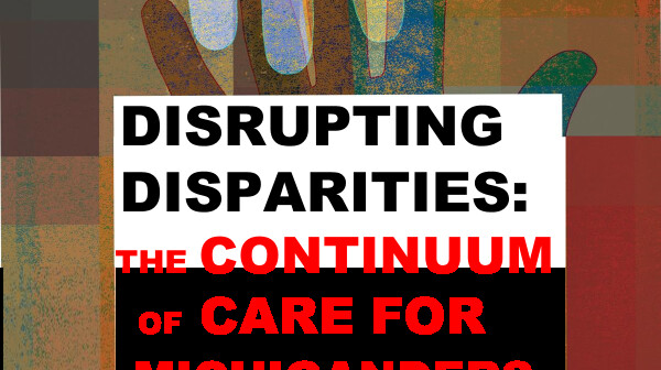 Disrupting Disparities Cover