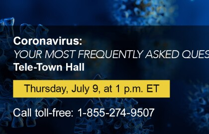 Coronavirus: Your Most Frequently Asked Questions
