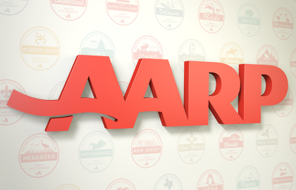 AARP California event cancellation notice due to Coronavirus