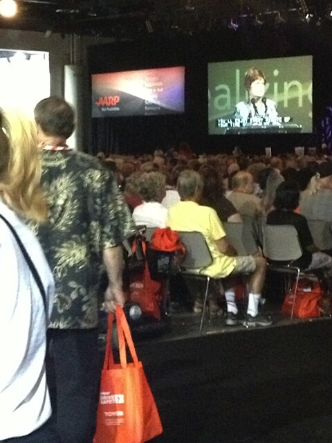 Thousands flock to the Life@50+ Opening Show