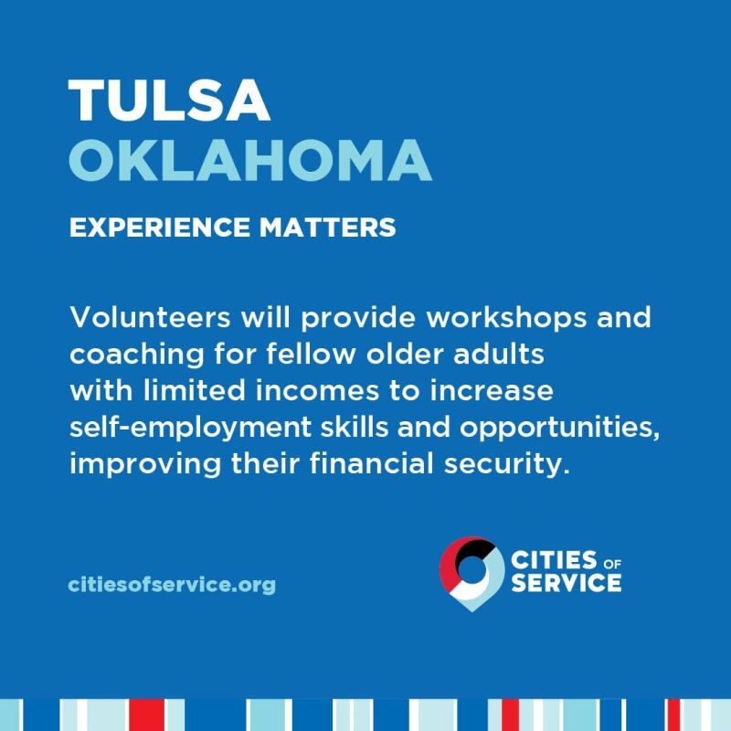 Tulsa City of Service Experience Matters