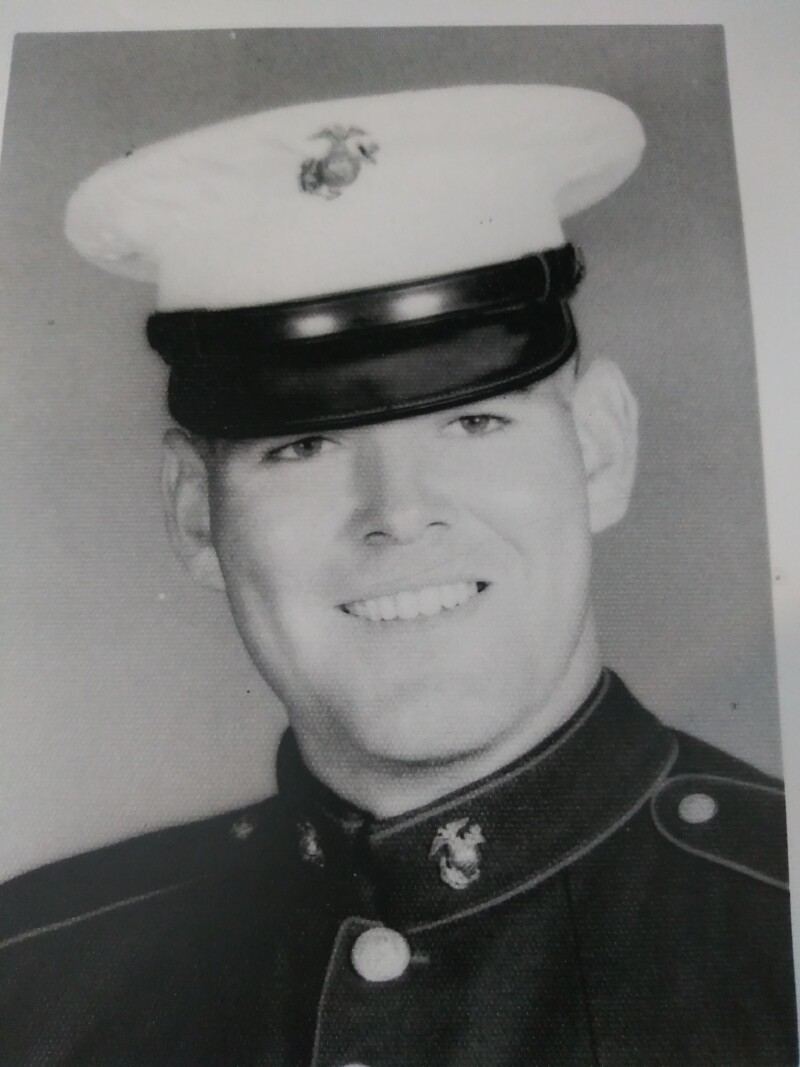 Sgt. Major William C Wilson (USMC Retired)