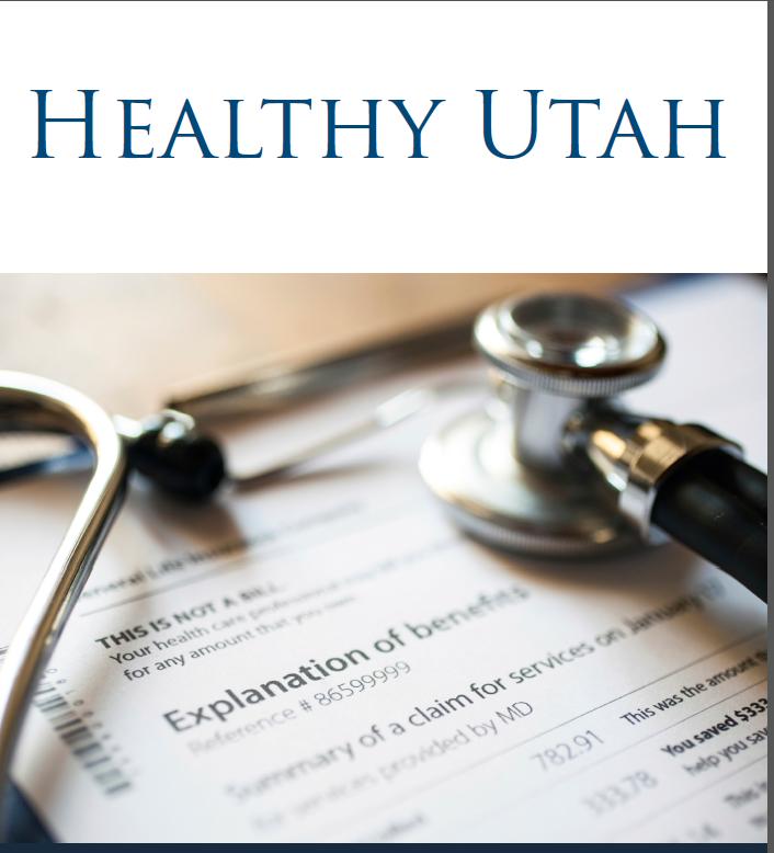 Healthy Utah Plan cover