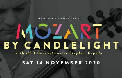 HomeStream Your Helena Symphony with A Special Mozart By Candlelight