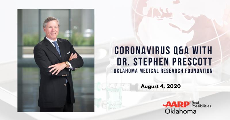 Dr. Prescott August 4 Coronavirus