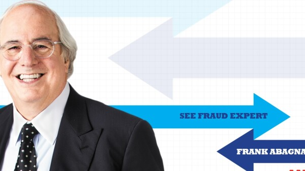 Frank W. Abagnale for Banner