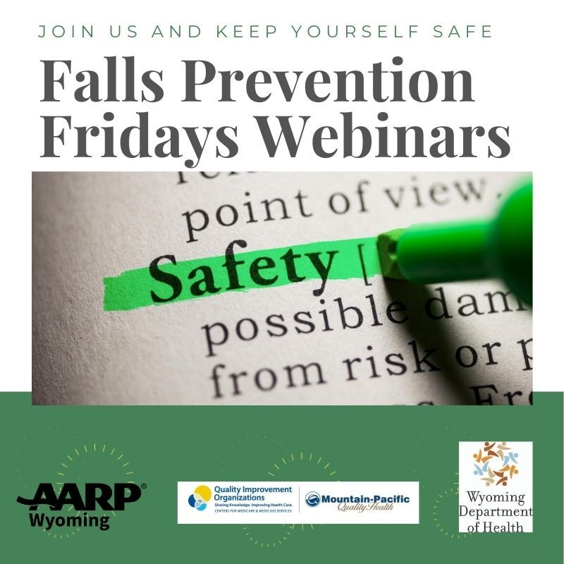 Falls Prevention Fridays