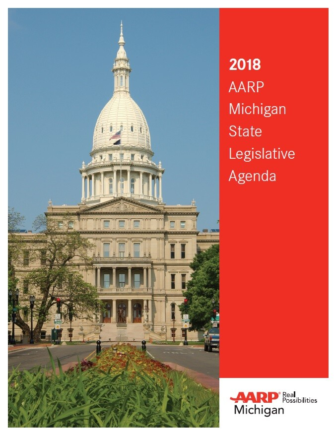 Michigan Legislative Agenda Jan 2018