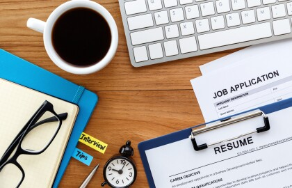 Tips to landing that new job at 50+