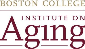 Boston College Institute on Aging logo