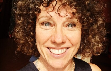 Female U.S. Army Veteran Brings Peace of Mind to Body and Soul through Yoga