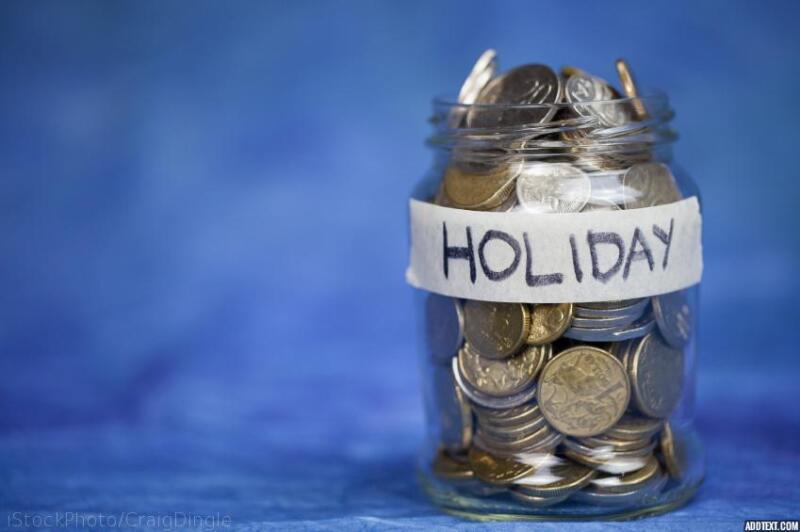 Holiday Penny Pinching