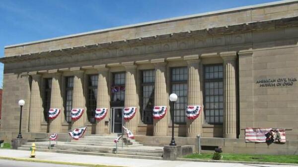 The American Civil War Museum of Ohio in Tiffin