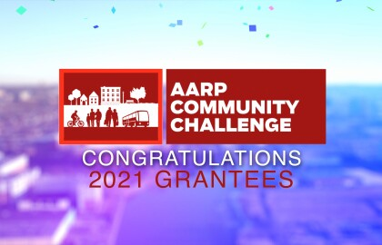 Projects in Wheatland and Evanston Receive AARP Grant Funds